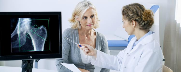 main of Osteoporosis Causes Problems With Bone Density