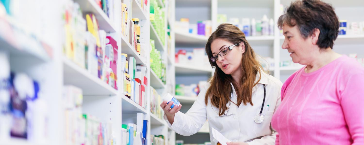 banner of Over the Counter Medications Help With Moderate Health Issues