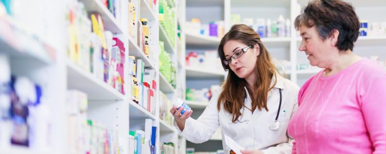 main of Over the Counter Medications Help With Moderate Health Issues