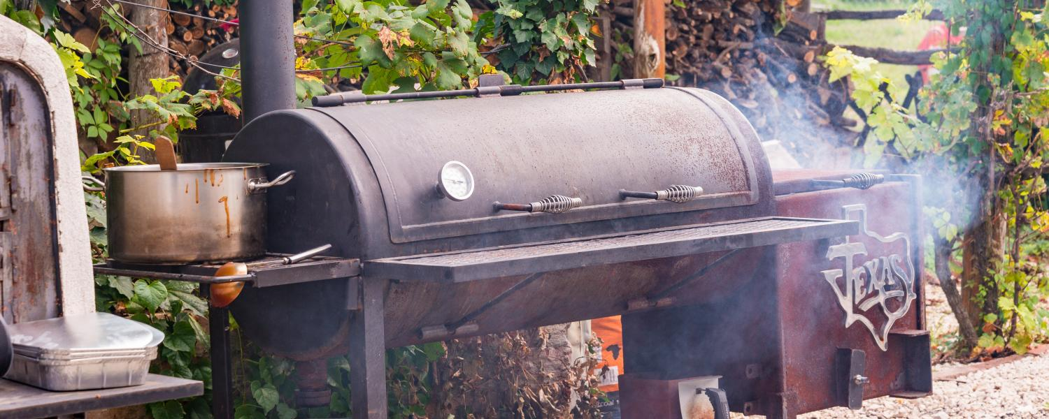 banner of Adding a Smoker Can Complete Your Great Backyard