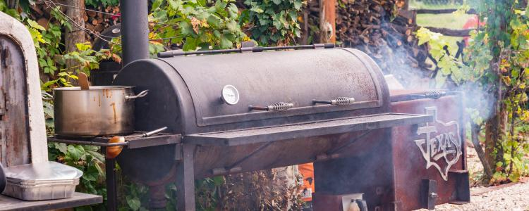 main of Adding a Smoker Can Complete Your Great Backyard